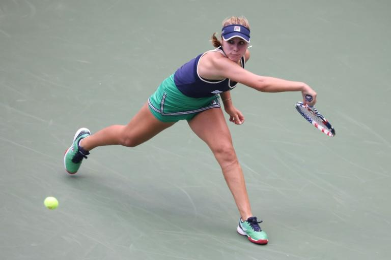 Crying Game Takes Kenin Into Us Open Second Round