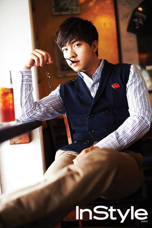 Lee Seung Gi to release a new pictorial