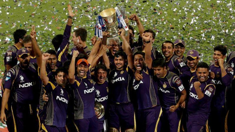 KKR scripted a memorable comeback as they won nine matches consecutively