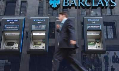 Barclays Profits Fall 25% Amid Restructuring