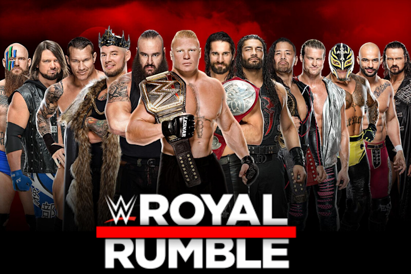 WWE Royal Rumble 2020: When and Where to Watch, Date, Match Card, Confirmed Participants and Everything You Need to Know