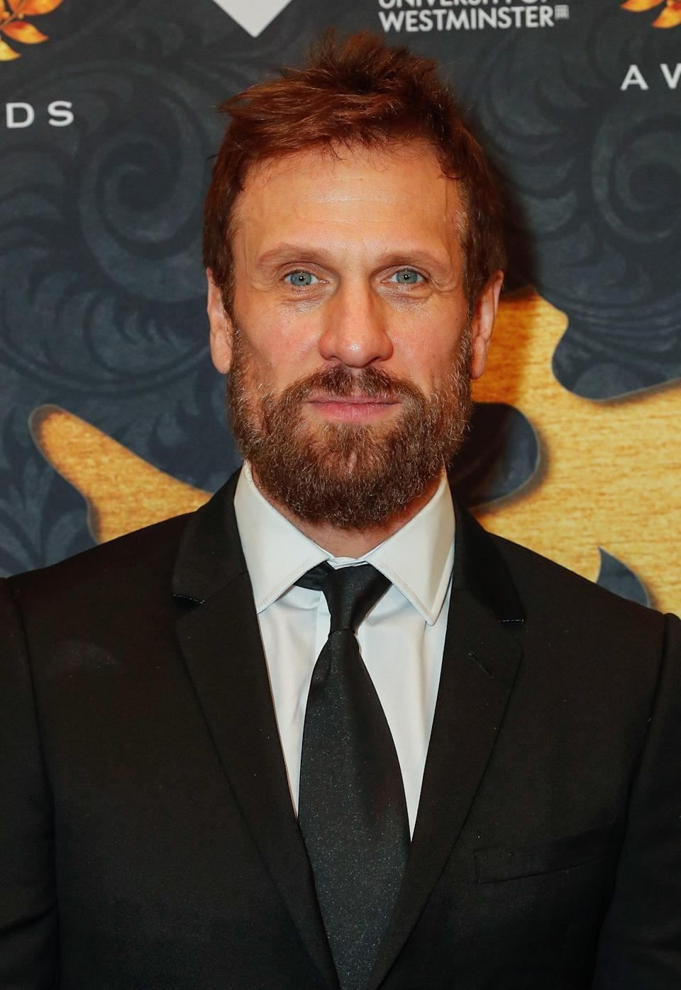 <p>The <strong>Knightfall</strong> actor has officially joined the cast.</p>