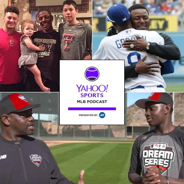 Pat Mahomes, Tom Gordon and Marquis Grissom are all guests on this week's Yahoo Sports MLB Podcast.