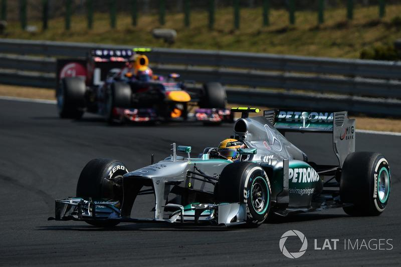 "2013: Mercedes F1 W04<span class=""copyright"">Sutton Images</span>"