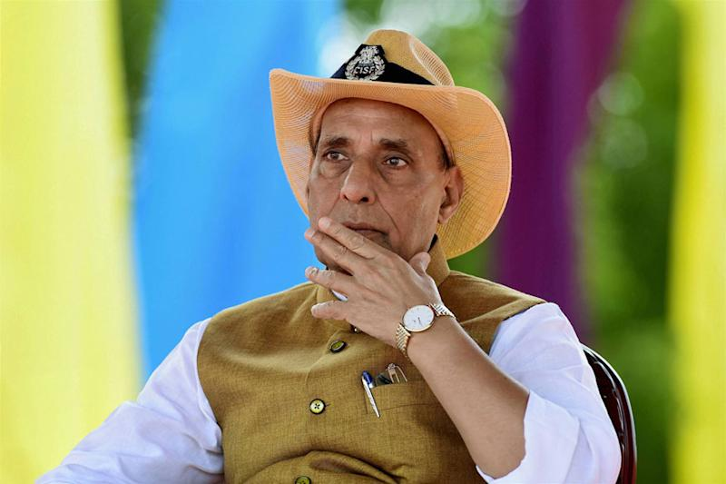 Ahead of Supreme Court Hearing on Lynching, Rajnath Singh Meets Group of Ministers to Discuss Report