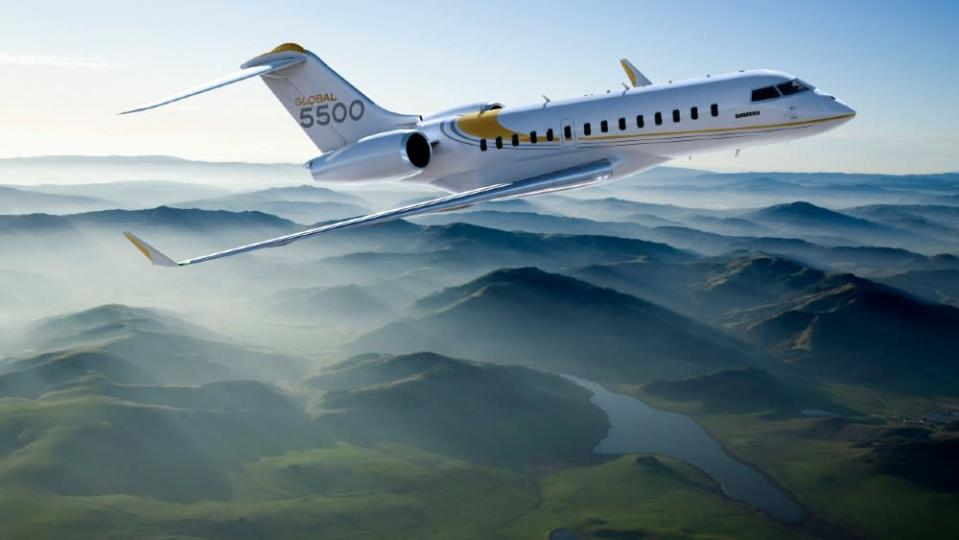 Bombardier's new program is timed to take advantage of the low deliveries of new aircraft and shortage of used business jets. - Credit: Courtesy Bombardier