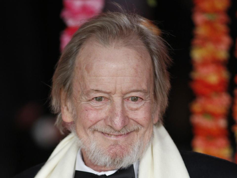Ronald Pickup's career in film, theatre and television lasted for more than five decadesAFP via Getty Images