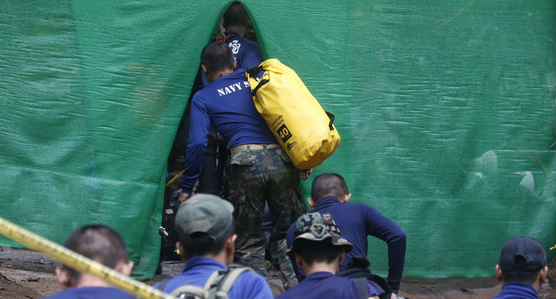 Why the Thai cave rescue is so tricky