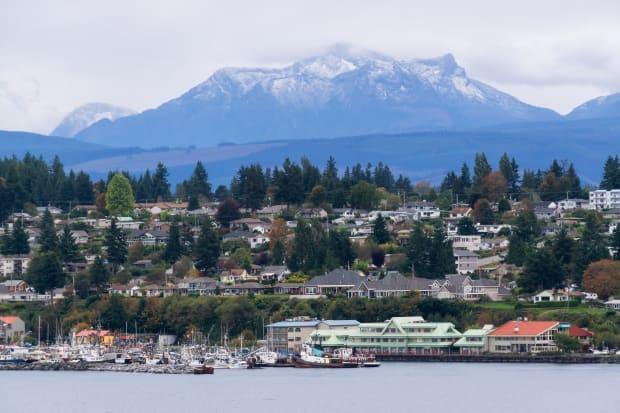 Campbell River, B.C., is pictured in 2019. RCMP are investigating after a 14-year-old died of a suspected drug overdose on Saturday. (Shutterstock / EB Adventure Photography - image credit)