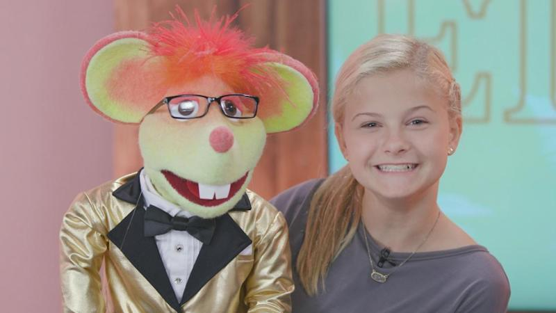 EXCLUSIVE: Darci Lynne Farmer Describes Agonizing Moments Before Finding Out She Won 'America's Got Talent'