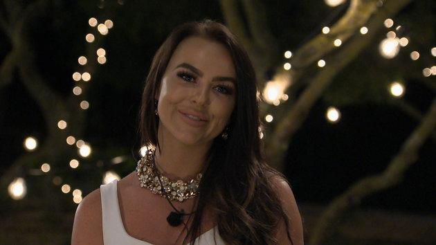 Rosie has been voted out of 'Love Island'