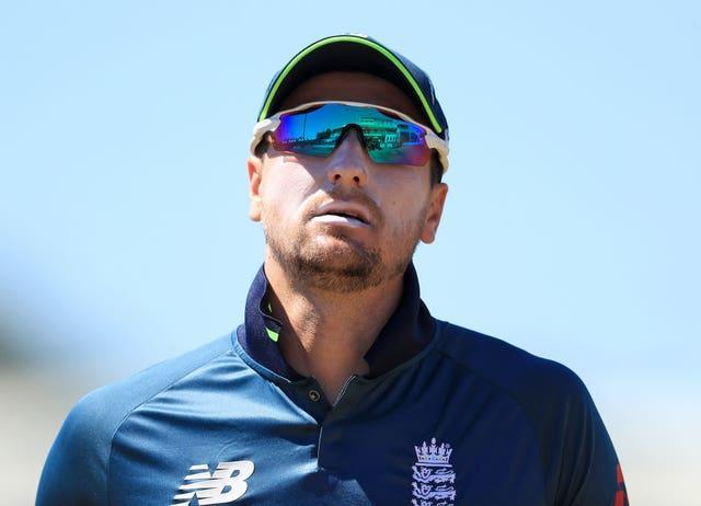 Liam Livingstone is waiting for his chance as England assess injuries.