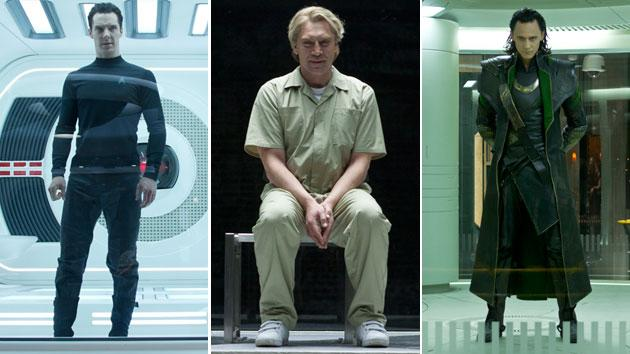 Villains under glass in 'Star Trek,' 'Skyfall' and 'The Avengers'