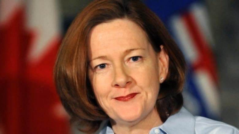 Alison Redford cleared of 'tobaccogate' allegations in third probe