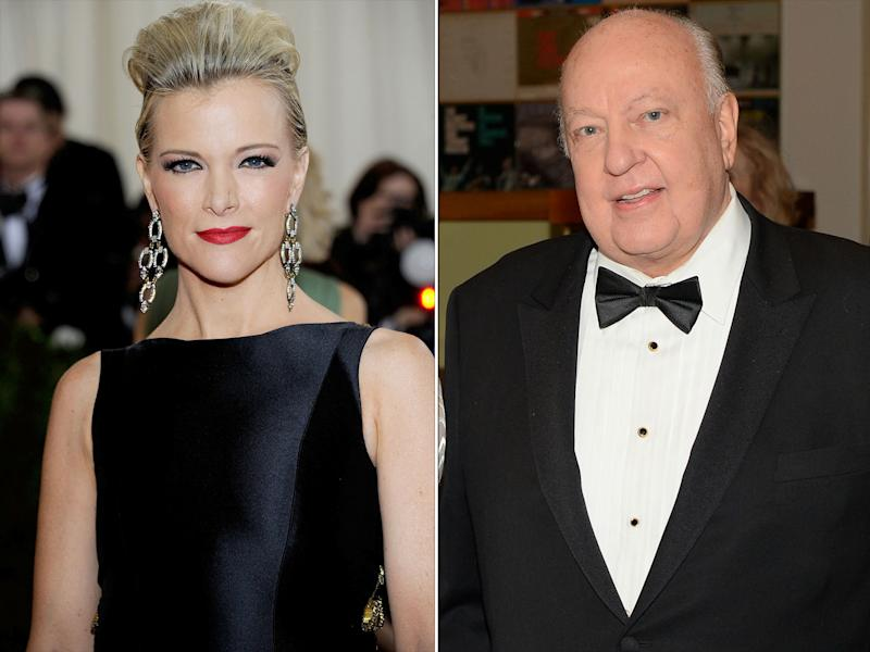 Megyn Kelly Details Alleged Sexual Harassment by Roger ...