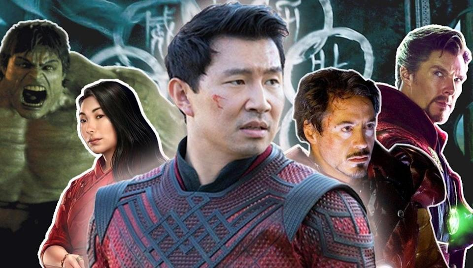 MCU films you needs to see before Shang-Chi and the legend of ten rings