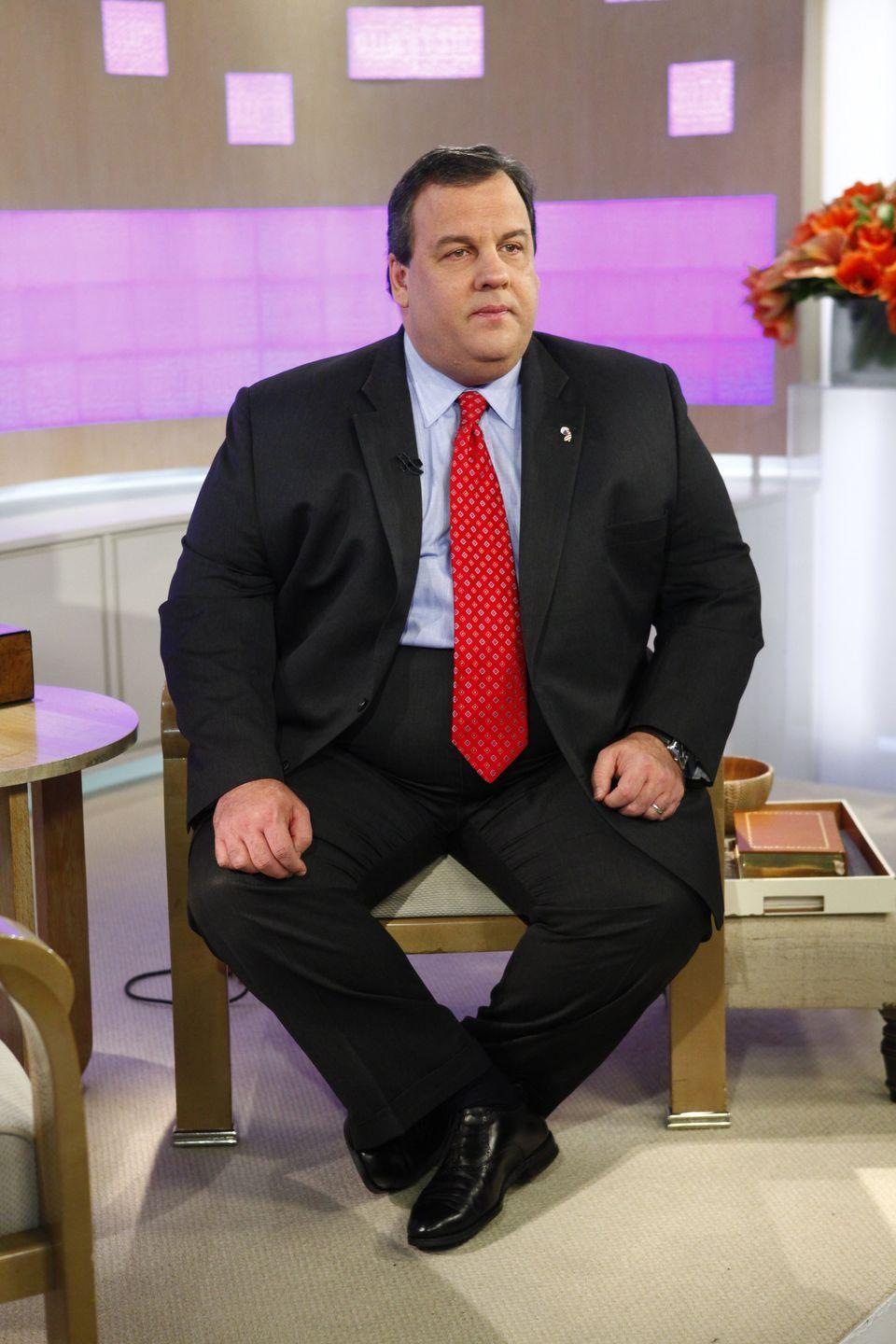 <p>The former New Jersey Governor kept his lap band surgery quiet at first. Chris received the operation in February 2013, and it didn't make headlines until a few months later.</p>