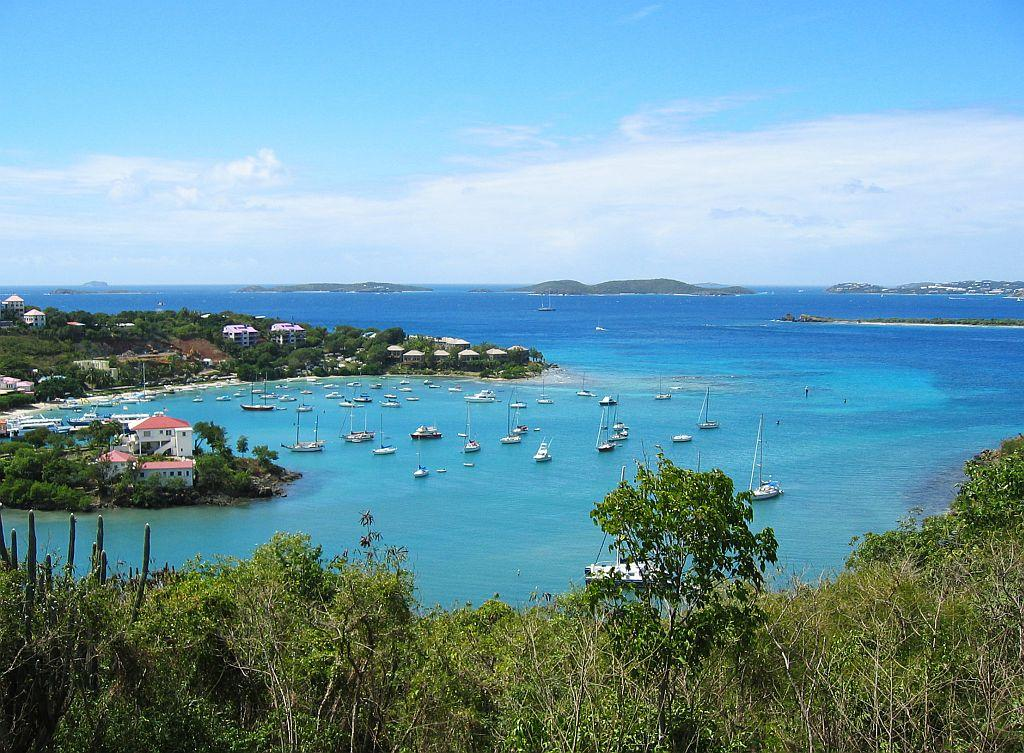 "<strong>St John, US Virgin Islands</strong><br /><br />Ecotourism is alive and kicking on St. John. There's more than enough to do on land, from watching for wildlife in the national park to hiking miles of trails or strolling sandy white beaches. Hit the water for amazing snorkeling, swimming, even underwater photography—of course. This is the Caribbean, after all.<br /><br /><a title=""TripAdvisor Plan your holiday"" href=""http://www.tripadvisor.in/Tourism-g147409-St_John_U_S_Virgin_Islands-Vacations.html"" target=""_blank"">Plan your vacation</a> (TripAdvisor)"