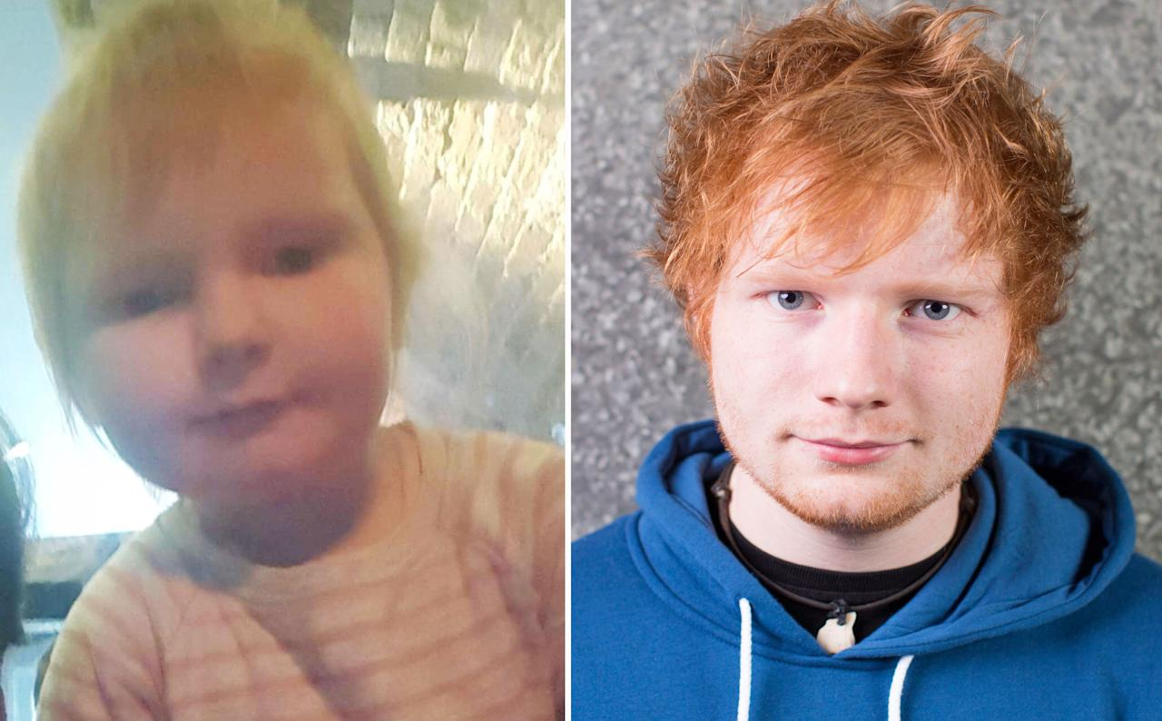 <p>From Ed Sheeran to Jay Z and Gordon Ramsay – here are the stars' infant doppelgangers.</p>