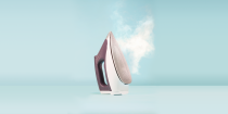 """<p>When you want that pressed-from-the-dry-cleaner look, you need a powerful steam iron to get your clothing fabrics crisp and wrinkle-free. Sure, <a href=""""https://www.goodhousekeeping.com/appliances/handheld-steamer-reviews/g1988/best-garment-steamers/"""" rel=""""nofollow noopener"""" target=""""_blank"""" data-ylk=""""slk:garment steamers"""" class=""""link rapid-noclick-resp"""">garment steamers</a> can get the job done, but it's the heat and weight of a steam iron (plus the support provided by your <a href=""""https://www.amazon.com/Silicone-Ironing-Resists-Scorching-Staining/dp/B00WKWYHPU/?tag=syn-yahoo-20&ascsubtag=%5Bartid%7C10055.g.1991%5Bsrc%7Cyahoo-us"""" rel=""""nofollow noopener"""" target=""""_blank"""" data-ylk=""""slk:ironing board"""" class=""""link rapid-noclick-resp"""">ironing board</a>) that assure you get the super smooth results you crave. </p><p>Thankfully, today's irons are making this once onerous job easier and quicker to do. Top models heat up quickly and have electronic controls to more accurately hold precise and safe temperature to prevent burning and scorching. They steam without dripping and are easier to use with large, see-through and removable water tanks and retractable cords. </p><h2 class=""""body-h2"""">How we test irons</h2><p>When the <a href=""""https://www.goodhousekeeping.com/institute/about-the-institute/a19748212/good-housekeeping-institute-product-reviews/"""" rel=""""nofollow noopener"""" target=""""_blank"""" data-ylk=""""slk:Good Housekeeping Institute Cleaning Lab"""" class=""""link rapid-noclick-resp"""">Good Housekeeping Institute Cleaning Lab</a> evaluates irons, we measure the amount and rate of steam they produce, the temperatures of the bottom soleplate at various settings, the temperature swings (highs and lows) at each setting, and how hot the handle and body get, for safety. We time how long the irons take to heat up and we weigh how heavy they are. We assess how easy the controls and sprays are to use, how easy the water tank is to fill, and how likely the iron is to tip over if placed on a wobbl"""