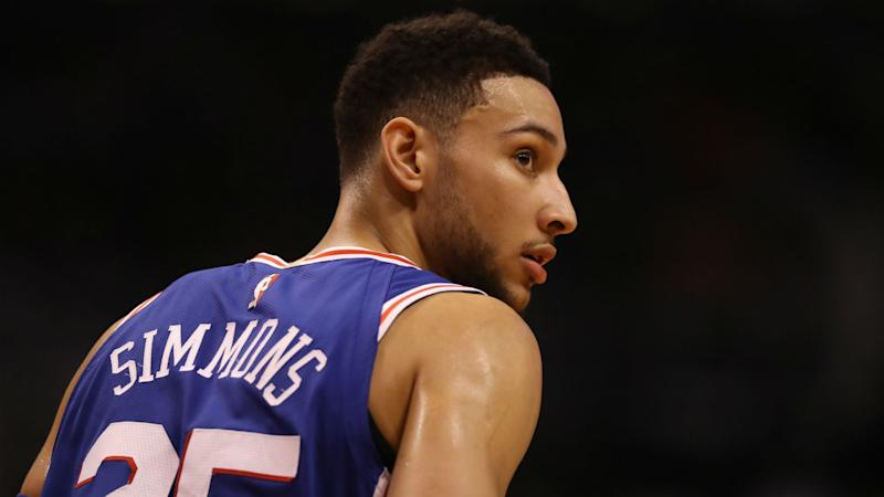 Ben Simmons on altercation with Kyle Lowry: 'I'm not gonna take s— from anybody'