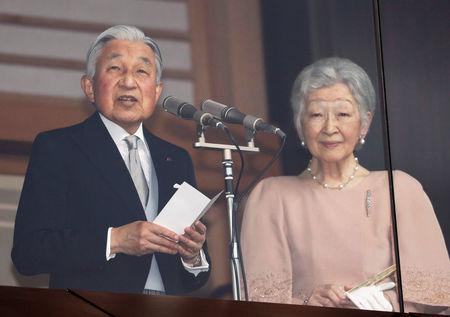 Emperor draws record 82000 birthday well-wishers before abdication next year
