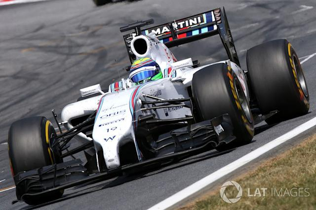 "Williams FW36 (2014) <span class=""copyright"">Sutton Motorsport Images</span>"