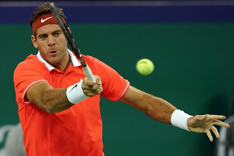 Del Potro shock loser at ATP Delray Beach