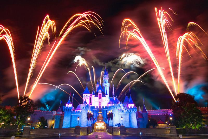 Disney looks like it's about to launch its first-ever drone show