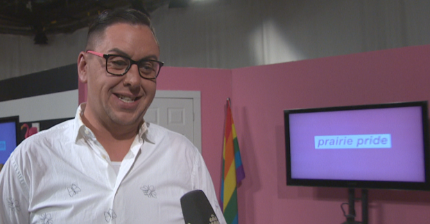 'We like to do it in a fun way': Prairie Pride teaches viewers about LGBTQ community in Sask.