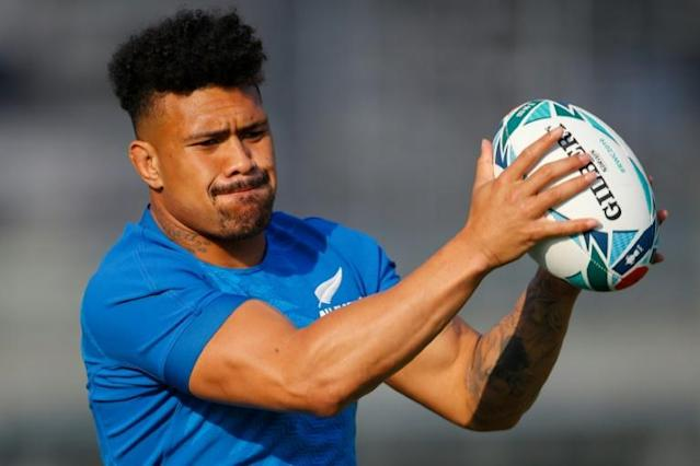 Ardie Savea earned rave reviews after New Zealand's win over South Africa (AFP Photo/Odd ANDERSEN)