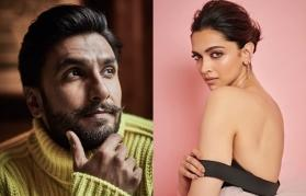 Ravneer wants to catch next flight home after seeing Deepika's picture, and we can't blame him