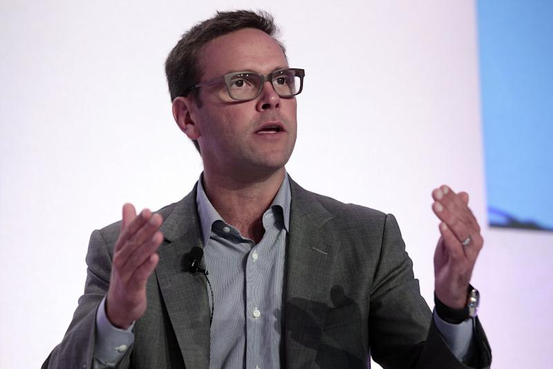 James Murdoch Slams Family's News Outlets for Fire Coverage
