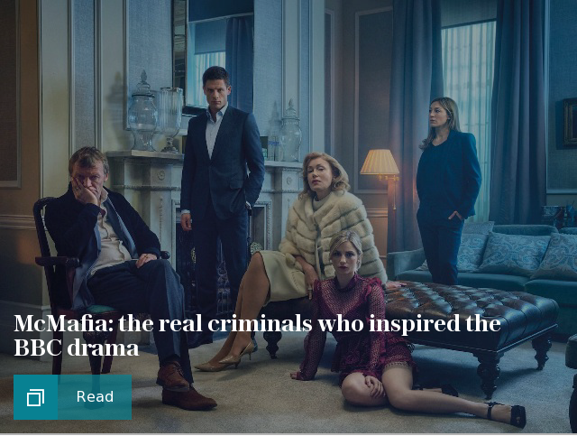 McMafia: the real criminals who inspired the BBC drama