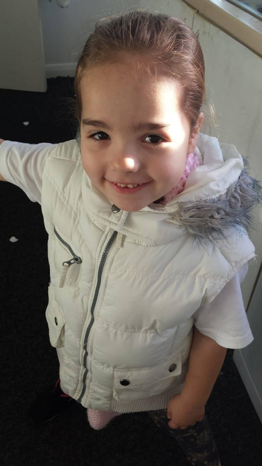 Seven-year-old Isabellaann Battiscombe died from a blood clot. Source: Media Wales/Australscope