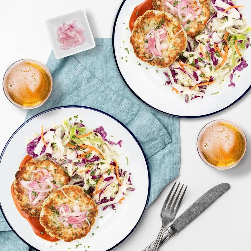 """I rarely have time or energy to make meals and of course can't go to the grocery store right now for premade ones. It would be wonderful to get a <a href=""""https://www.glamour.com/gallery/best-meal-delivery-services?mbid=synd_yahoo_rss"""" rel=""""nofollow noopener"""" target=""""_blank"""" data-ylk=""""slk:meal-kit subscription"""" class=""""link rapid-noclick-resp"""">meal-kit subscription</a> from Home Chef so that the food is delivered to my front door, ready to make after a long night shift. <em>—C.G.</em> $60, Home Chef. <a href=""""https://www.homechef.com/gift-cards"""" rel=""""nofollow noopener"""" target=""""_blank"""" data-ylk=""""slk:Get it now!"""" class=""""link rapid-noclick-resp"""">Get it now!</a>"""