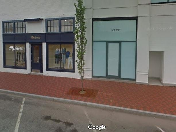 J.Crew, which also owns Madewell, reportedly is preparing to file for bankruptcy. The company has stores on Main Street in Westport.