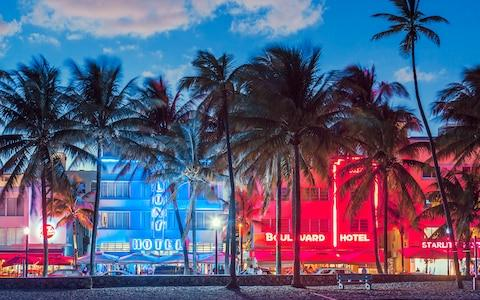 Ocean Drive - Credit: frederic prochasson/vwalakte