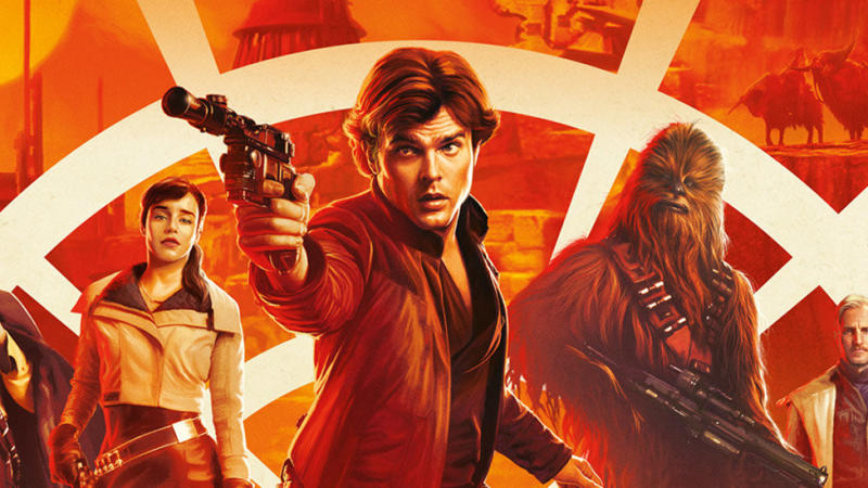 Alden Ehrenreich took on the role of Han Solo in prequel spin-off 'Solo: A Star Wars Story'. (Credit: Disney/Lucasfilm)