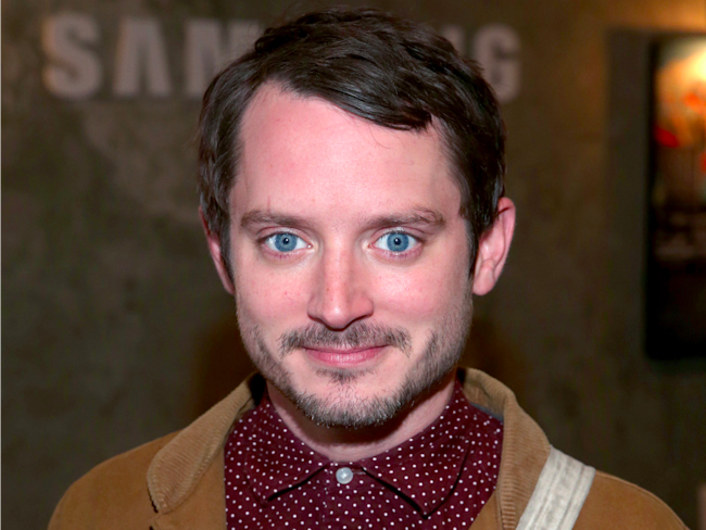 Elijah Wood Jonathan Leibson Getty final