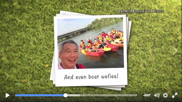 Earlier this morning, Singapore's Prime Minister, who has been active on its Facebook account, shared a video recap of his Facebook journey so far. 4 years and over a million Facebook fans later, here's the video recap of PM Lee's … The post 4 Years And 1M Fans Later, PM Lee Shares Video Recap Of His Facebook Journey appeared first on Vulcan Post.
