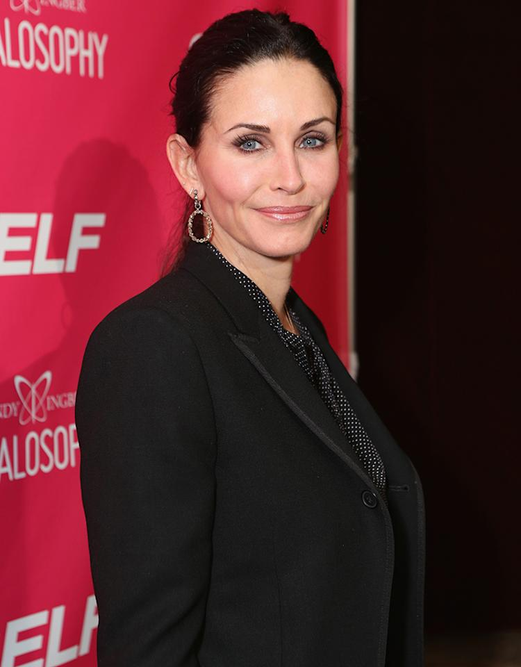 "<b>Alabama:</b> Courteney Cox<br /><b>Hometown:</b> Mountain Brook<br /><b>Fun Fact:</b> After a long day at Mountain Brook High School, which often included extra-curricular activities like tennis and other sports, Courteney would work at a local swimming pool store ""because my father was in the pool business,"" she once explained. But neither getting wet nor acting were in her sights at the time – the former ""Friends"" star originally dreamed of being an architect."