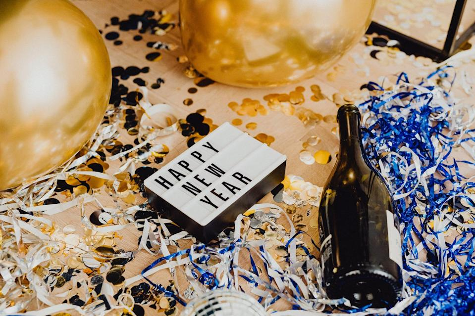 """<p> The benefit of celebrating New Year's Eve on Zoom? You don't have to pick up the mess. </p> <p> <a href=""""http://media1.popsugar-assets.com/files/2020/12/23/772/n/1922507/9ffe98953b103f90_pexels-karolina-grabowska-5716315/i/Download-this-Zoom-background-image-here.jpg"""" class=""""link rapid-noclick-resp"""" rel=""""nofollow noopener"""" target=""""_blank"""" data-ylk=""""slk:Download this Zoom background image here."""">Download this Zoom background image here.</a> </p>"""
