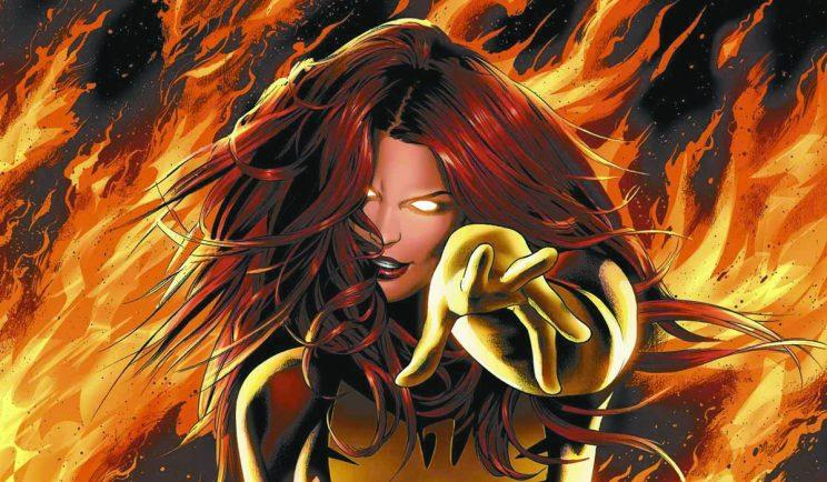Jean Grey as X-Men's Phoenix - Credit: Marvel
