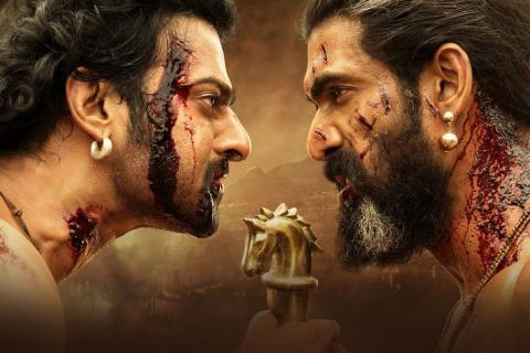 Rajamouli not only gives us a worthy second film, he knocks it out of the park.