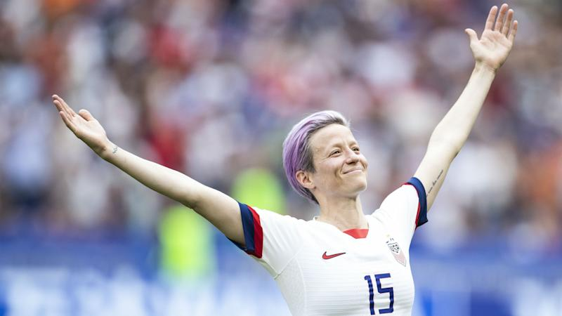 'I'm too wild for politics' - Rapinoe proud of activism but unsure of future