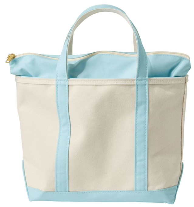 Boat and Tote, Zip-Up (Photo: L.L. Bean)