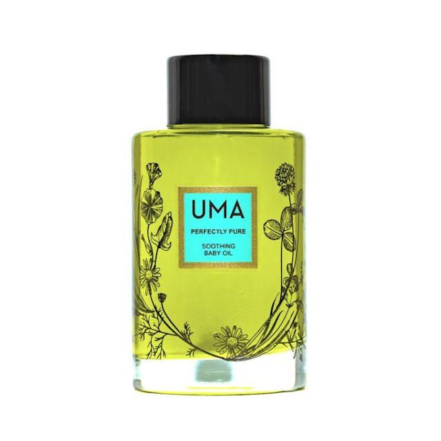 Not only does this oil smell good, but also it relieves dryness and itchiness pretty fast. (Photo: Uma)