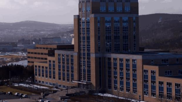 Confederation Building is the seat of the provincial government in Newfoundland and Labrador.  (CBC - image credit)