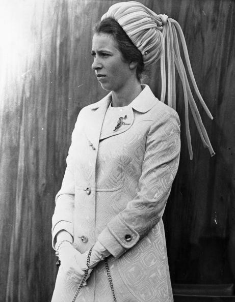 <p>Sporting a fascinator for a visit to Wellington during a royal tour of New Zealand.</p>